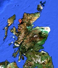Ideal Central Location for Self Catering Accommodation to explore the Scottish Highlands and Islands